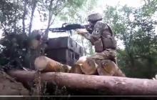 ДРГ россиян пошла на штурм ВСУ у Петровского - оккупантов шквальным огнем разгромили с дистанции: видео