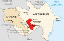 Официально: армия Азербайджана подошла к Лачину на 7 км, Армения теряет последнюю связь с Карабахом