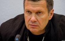 """""""Может он пьяный"""", - Cоловьева поймали на неадекватном поступке прямо в студии росТВ, видео"""