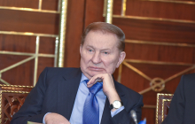 Кучма не захотел объяснять действия кума Путина Медведчука