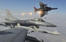 Турция нанесла ответный удар по войскам Сирии: обезврежены 5 вертолетов, 23 танка, более 300 военнослужащих, детали