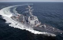 Конфликт США и Китая может перейти в военную плоскость: корабль ВМС КНР атаковал американский эсминец