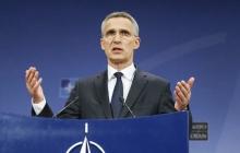 """Столтенберг Кремлю: """"Не ваше дело: НАТО и Украина сами решат вопрос вступления страны в Альянс"""""""