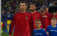 """Криштиану Роналду исполнил мечту 8-летнего сына погибшего на Донбассе украинского защитника: """"Я запомню это на всю жизнь"""""""