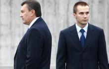 По делу о санкциях семья беглого президента Януковича будет пытаться получить от Украины более 6 миллионов гривен