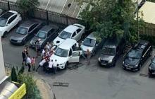 СМИ: теща Сергея Притулы сбила мать с 9-летним ребенком в Киеве - очевидцы рассказали, что произошло