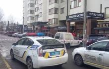 В центре Ивано-Франковска убит криминальный авторитет: бандита расстреляли прямо на улице