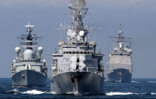 """""""Пробуждение  зверя"""": Германия готовит армаду военных кораблей на помощь Украине и может сокрушить Россию в зоне Керченского пролива"""