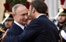 Путин обсудил с Макроном Украину: что известно и что скрыли