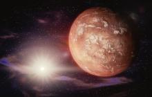 Жизнь на Марсе: ученые обнаружили на Красной планете фрагменты древних озер