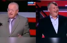 Жириновский угрожает Порошенко и всему миру новым оружием РФ - над видео начали смеяться прямо в студии росТВ