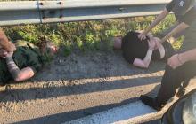 Грузин, получивших гражданство Украины от Зеленского, задержали за нападение и разбой – подробности и фото