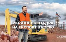 Человек Путина Дерипаска использует недра Украины для создания оружия в России
