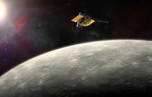 мессенджер, сша, наса, космический аппарат, меркурий, разбиться, нет топлива, последний маневр, технологии, космос, ученые
