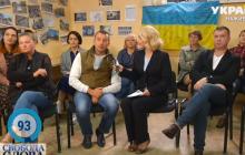 """""""Порошенко, спасибо, что Вы нас спасли"""", - """"крик души"""" жителей Луганщины, видео"""
