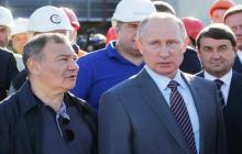 """""""Ты что, выпил?"""" - как Путин потроллил куратора Крымского моста Ротенберга"""