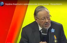 """""""Украина ни на кого не нападала и ведет войну, защищаясь от фашизма Кремля"""", - сильные слова экс-главы Литвы - кадры"""