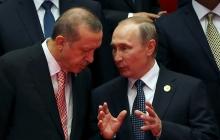 """""""Исламская версия путинизма"""": возьмет ли Турция во главе с Эрдоганом курс на Россию - Bloomberg о рисках"""
