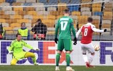 """""""Ворскла"""" достойно билась с грандом европейского футбола, но проиграла и вылетела из Лиги Европы, - видео"""