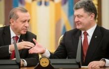 Порошенко позвонил поздравить Эрдогана с победой - разговор затянулся