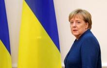 Меркель обратилась к будущему президенту Зеленскому с речью
