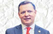 """Ляшко обратился к Ляшко с резкой критикой: """"Не позорь фамилию и уходи в отставку!"""""""