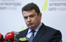 Суд признал виновным в коррупции директора НАБУ Артема Сытника: детали