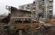 Центр Донецка под обстрелом: в городе гремят взрывы, жители в панике
