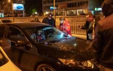 Погоня в Днепре: блогер Vitos пытался скрыться на машине от полиции