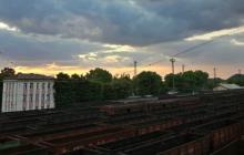 """В соцсетях показали """"кладбище вагонов"""" в Донецке: """"Гнетущая тишина, шесть лет уже такое"""""""
