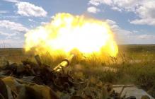 """Враг """"сорвался с цепи"""": по всему фронту вспыхнули тяжелые бои - в ход пошла запрещенная артиллерия"""