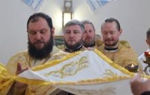 Первый храм Днепропетровской области отрекся от Московского патриархата и перешел в ПЦУ - исторические кадры