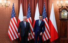 Варшава просит США наложить санкции на проект Газпрома Nord Stream-2 - премьер Польши Моравецкий обратился в Госдеп