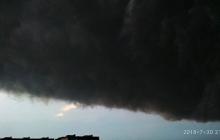 Конец света и Божье наказание: стихия напугала жителей Тернополя, опубликованы впечатляющие кадры шторма