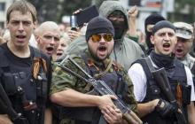 """Террористы напуганы """"ответкой"""" ВСУ под Первомайском: """"Нам конец - казармы, техника, все разбито"""""""