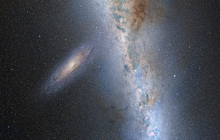 Андромеда угрожает Солнцу - у землян осталось меньше месяца