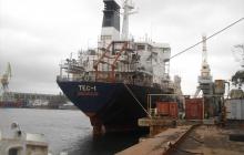 Снимая сюжет про буксировку кораблей ВМС Украины из Керчи,  в РФ засветили разоблачающую деталь