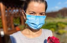 """Заболевшая коронавирусом Падалко заявила об ухудшении: """"Обязательно говорите об этом врачу"""""""