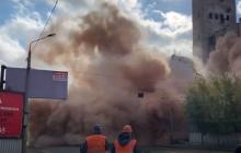 Мощный взрыв прогремел в Харькове: СМИ рассказали, что взорвали