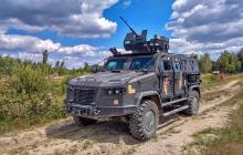 """Превзошел все ожидания: Минобороны завершило испытания новейшего украинского бронеавтомобиля """"Козак-2М1"""""""