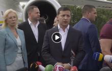"""Зеленский признался, как """"обхитрил"""" Путина с обменом Цемаха - кадры важного заявления"""