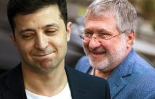 """""""Коломойский атаковал Зеленского три раза за день"""", - Лещенко"""