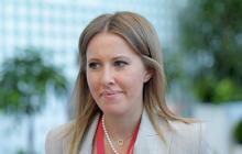 Ксения Собчак рассекретила лицо любовника: фото
