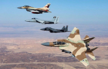 Израиль нанес ночной авиаудар по силам Ирана на сирийской территории - ситуация накаляется