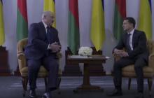 """""""Мы один народ –  границ не будет"""", – Зеленский встретился с Лукашенко – видео"""