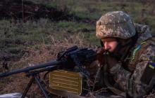На Донбассе оккупанты пошли в атаку и понесли потери - данные штаба ООС за 16 июня
