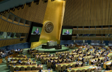 В ООН приняли резолюцию по Крыму: что содержит документ