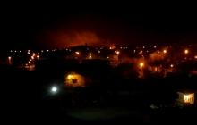 красный пахарь поселок, пожар, донецк, град, обстрел, ато
