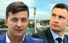 """""""Это не была драка"""", - Кличко раскрыл правду об отношениях с Зеленским"""