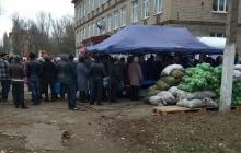 """В Донецке нарисовали """"рекордную явку на выборы"""": жители региона едко комментируют потуги оккупантов изобразить """"торжество демократии"""""""
